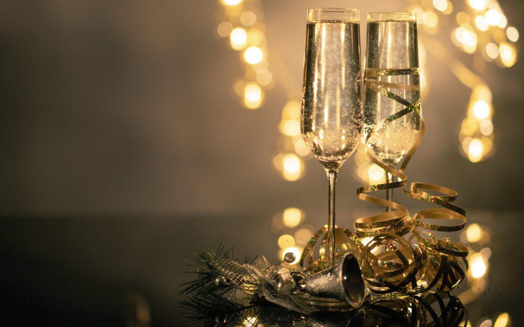 Frohe Weihnachten und ein fröhliches neues Jahr